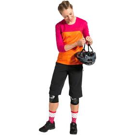 VAUDE Moab V LS T-Shirt Women, tangerine